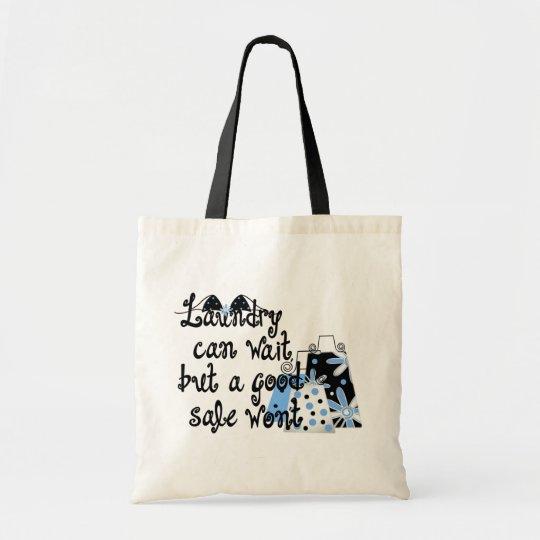 Shopping Fun Tote Bag