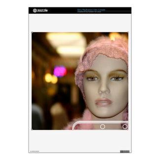 Shopping Girl PS3 Slim Skins