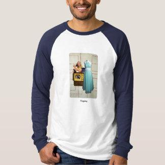 Shopping Girl T-Shirt