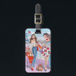 """Shopping girls in Paris 