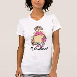 Shopping Grandma Designs T-Shirt