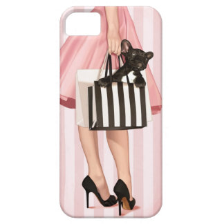 Shopping in the 50 s iPhone 5 case