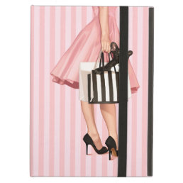 Shopping in the 50's iPad air cover