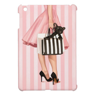 Shopping in the 50's iPad mini cases