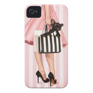 Shopping in the 50's iPhone 4 cover