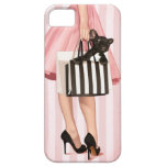 Shopping in the 50's iPhone 5 covers