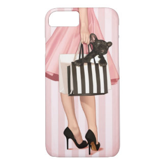 Shopping in the 50's iPhone 7 case