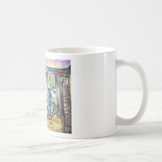 Shopping in Town Coffee Mug