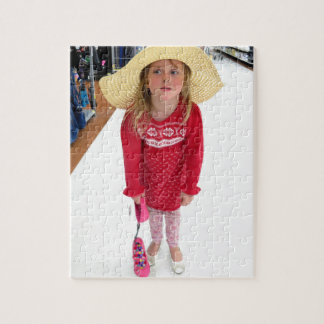 Shopping is Hard Jigsaw Puzzle