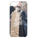 Shopping is Healthy Inspirational iPhone 5 Case