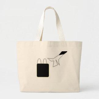 Shopping Jumbo Tote Bag