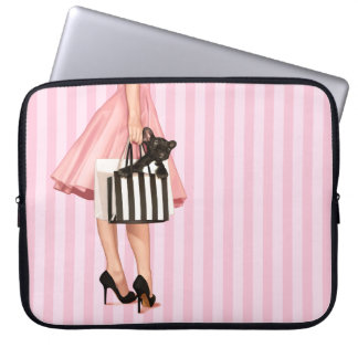Shopping Laptop Sleeve