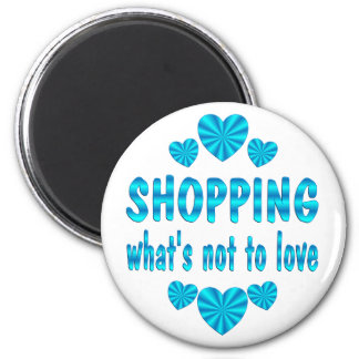 SHOPPING LOVE MAGNET