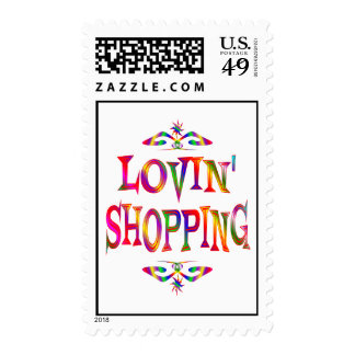 Shopping Lover Postage