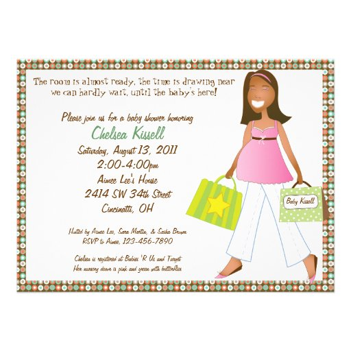 Baby Shower Poem with Products | just b.CAUSE