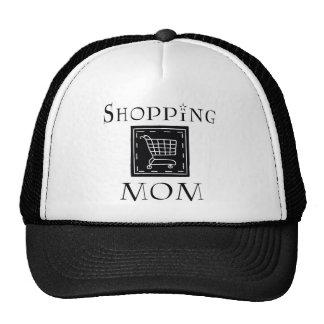 Shopping Mom Mesh Hats