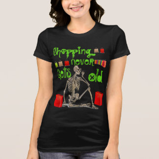 Shopping Never Gets Old Women's T-Shirt