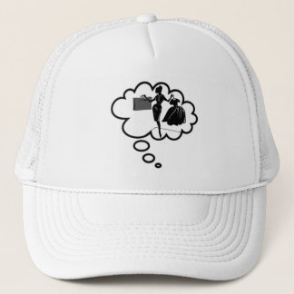 """Shopping On My Mind"" Hat"