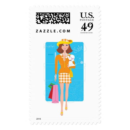 Shopping Postage