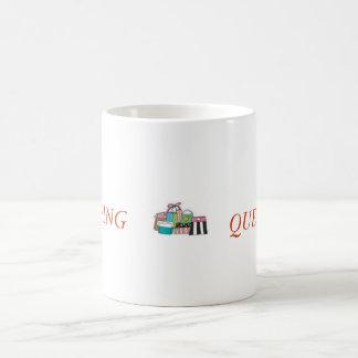 SHOPPING QUEEN COLLECTION COFFEE MUG