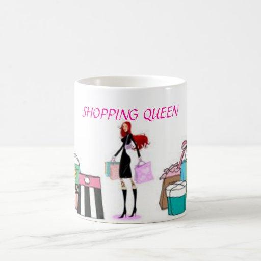 Shopping Queen Collection Coffee Mug Zazzle