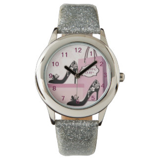 SHOPPING QUEEN COLLECTION WRISTWATCH