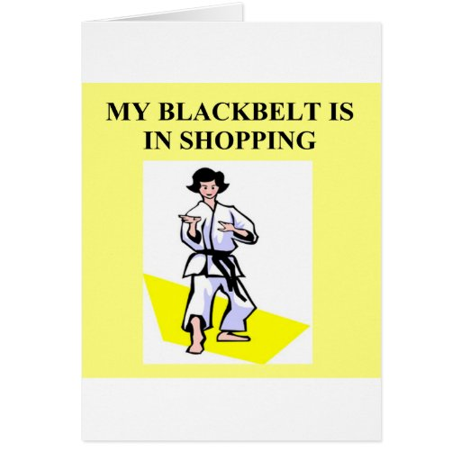 shopping queen humor greeting card