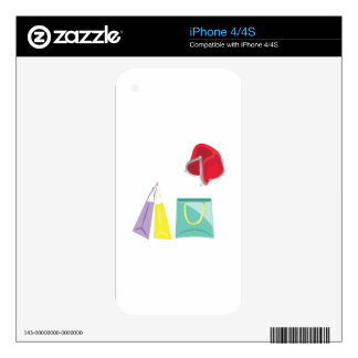 Shopping Skins For The iPhone 4