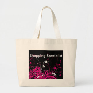 Shopping Specialist! Canvas Bag