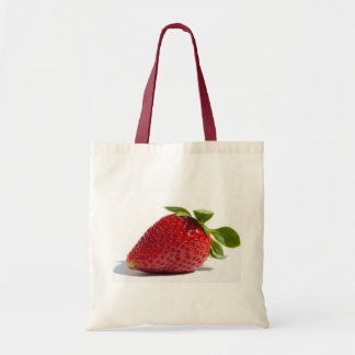 Shopping Strawberries Bag