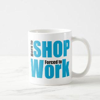 shopping taza de café