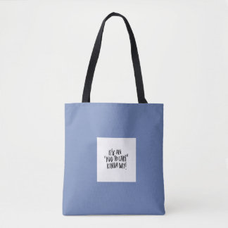 Shopping tote bag, It's an add to cart kinda day!