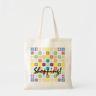Shopping Tote Bag SP mod pattern