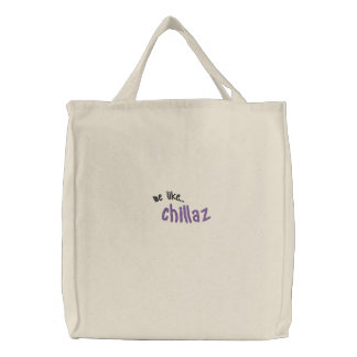 Shoppingbag Embroidered Tote Bags