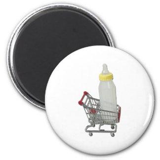 ShoppingCartBabyBottle122111 Magnet