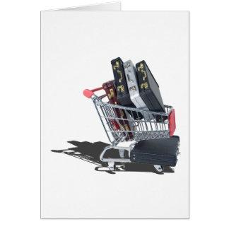 ShoppingCartofBriefcases061315 Card