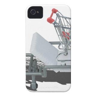 ShoppingCartOnGurney092715 Case-Mate iPhone 4 Case