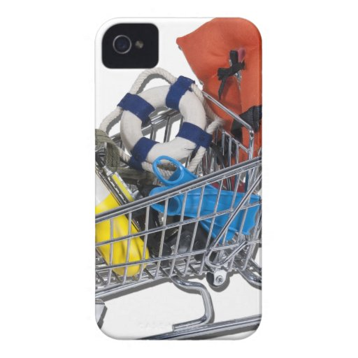 ShoppingCartWaterSportEquipment081212.png iPhone 4 Case
