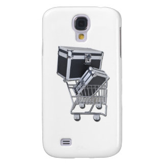 ShoppingForLuggage011011 Galaxy S4 Covers