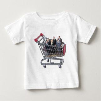ShoppingForSupportTeam011011 Baby T-Shirt