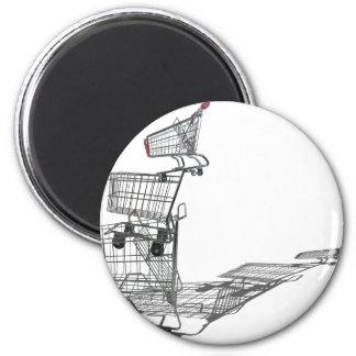 ShoppingInBalance022111 Magnet
