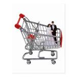ShoppingNewlyWeds040909 Post Cards