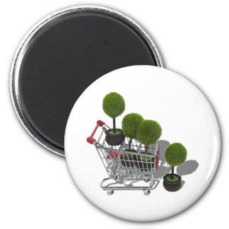 ShoppingRenewableResource111510 2 Inch Round Magnet
