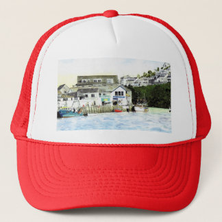 'Shops and Boats' Hat