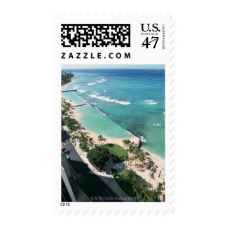 Shore 6 postage stamp