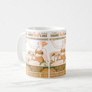 Shore Fast Line Timetable Coffee Mug