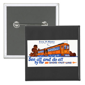 Shore Fast Line Trolley Service Pin