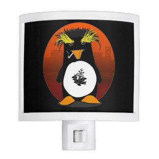 Shore Leave Penguin Nite Light