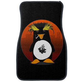 Shore Leave Penguin Floor Mat