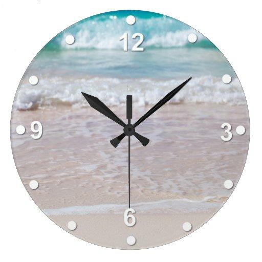 Shore Line Wall Clock